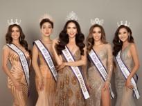 top 5 hoa hau dai su du lich the gioi 2018 lan dau chup bo anh cung vuong mien