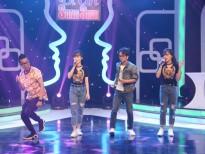 Hâm mộ Noo Phước Thịnh nhưng lại hát nhạc Chi Pu, cặp song sinh gây ấn tượng cực mạnh với Hùng Thuận