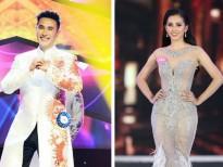 Sự trùng hợp đáng kinh ngạc giữa Hoa hậu Trần Tiểu Vy và Nam vương Hùng Justyle