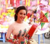 Ngọc Nữ Amy Lê Anh giới thiệu nét văn hóa truyền thống Trung thu Việt Nam ra thế giới