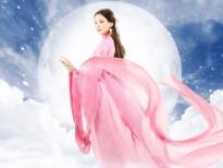 'Thiên thần Bolero' Thiên Hương hóa chị Hằng xinh đẹp mừng Trung thu