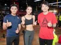 cung tuong linh lam vinh hai kelvin khanh thu thach het minh tai su kien reebok fitness playground 2018