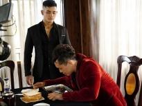 web drama san rong tap 2 michael ngan can treo soi toc khi bat tay voi ong trum bay hung