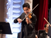 nghe sy bui cong duy trinh dien ban concerto cho violin cua mendelssohn