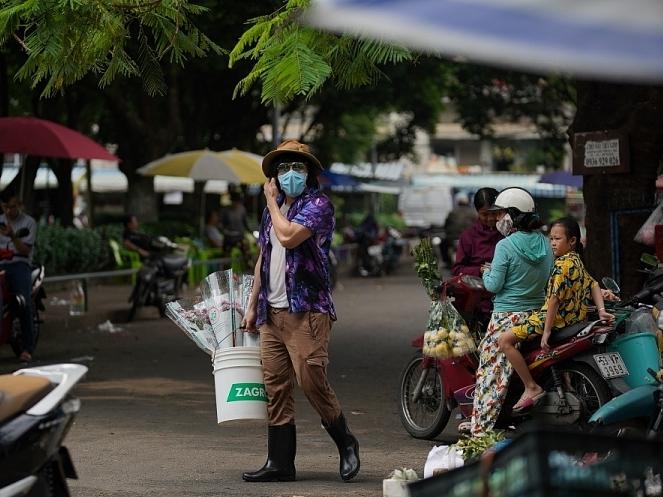 le duong bao lam di ban bong lam nao loan ca khu cho