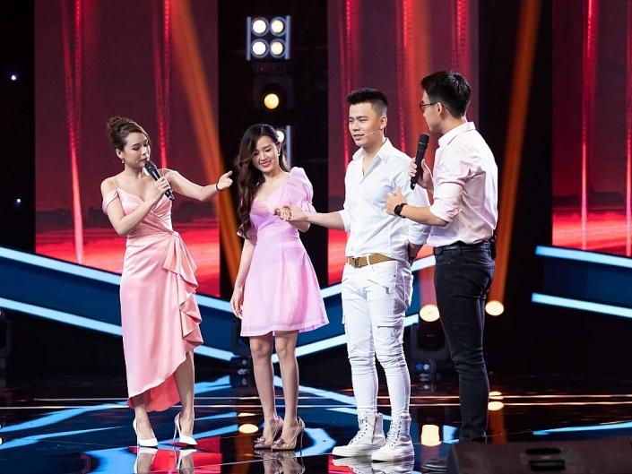 Trần Anh Huy vẫn tiếp tục thả thínhMidu trên sóng truyền hình