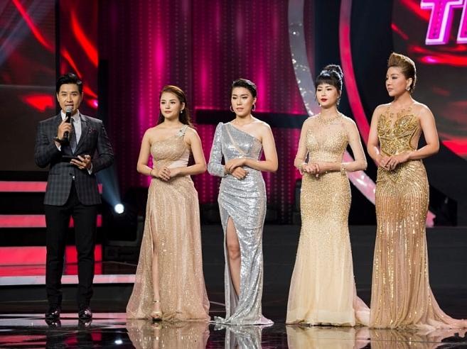 'Người hát tình ca':Vy Oanh góp ý thẳng thắn về phần trình diễn của các nữ thí sinh