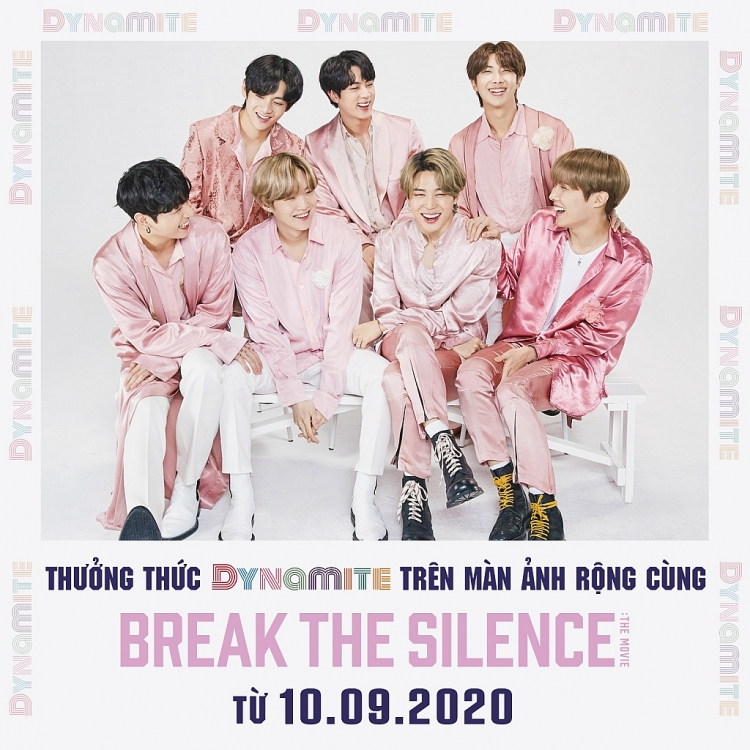 bts he lo cuoc song sau anh hao quang trong phim break the silence the movie