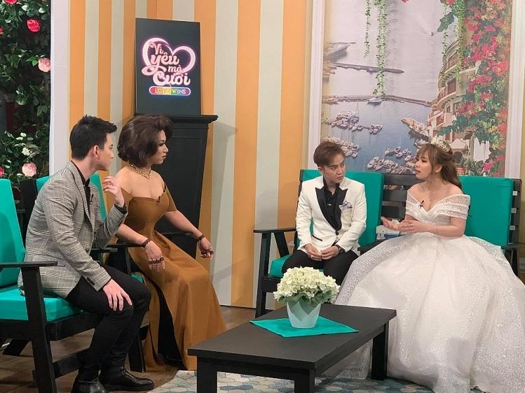 Ra mắt talkshow 'Love Wins - Vì yêu mà cưới' dành riêng cho các cặp đôi LGBT