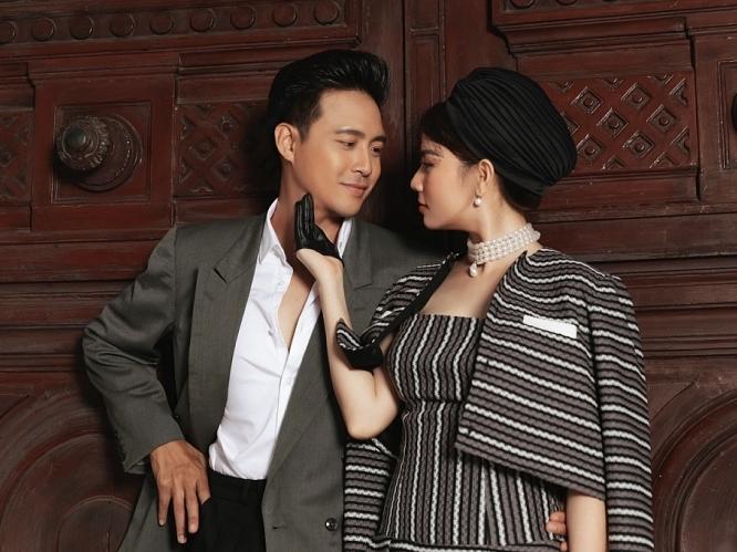 Thanh Duy - Kha Ly 'tình trong bể tình' trong bộ ảnh mới