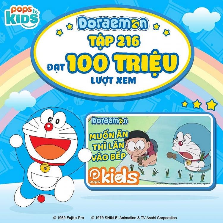 kham pha 6 bo anime dang duoc san don nhat tren pops kids va pops anime