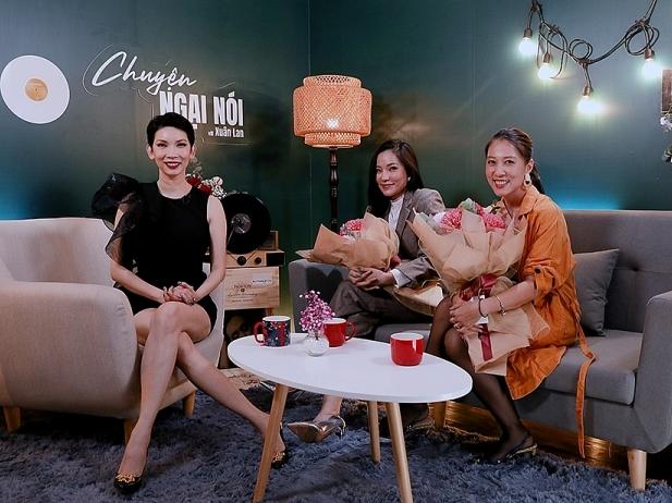 xuan lan may pham ly phuong chau len tieng ve ke thu 3