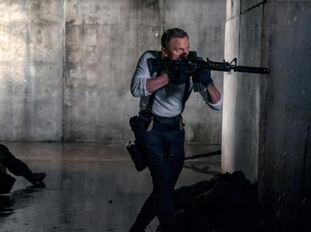 'James Bond' Daniel Craig thực hiện pha hành động không tưởng trong trailer mới nhất của phim 007 – 'No time to die'