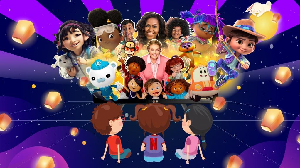 Vui Tết Trung cùng 6 bộ phim dành cho trẻ em trên Netflix