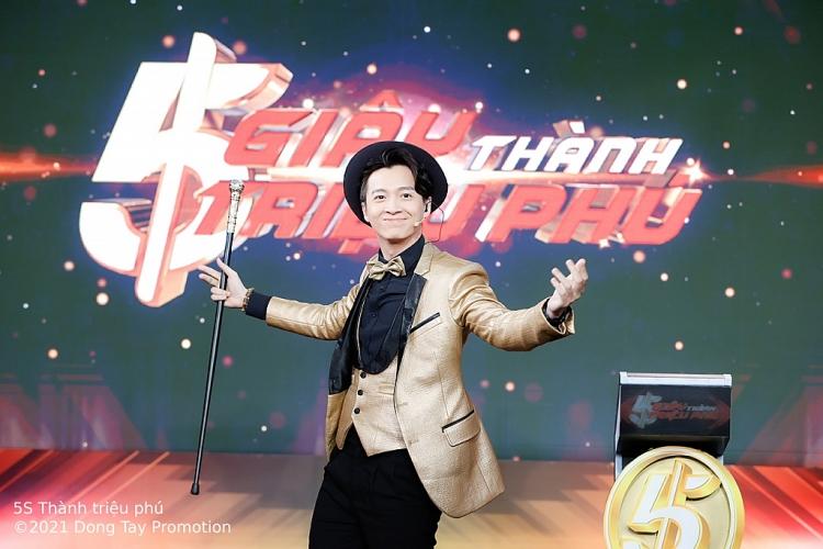 Đang hot ở 'Running Man Vietnam', Ngô Kiến Huy bất ngờ 'phủ sóng' thêm với '5 giây thành triệu phú'