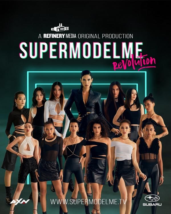 Wiwi Nguyễn - Người mẫu 'dị biệt' của làng mốt đại diện Việt Nam tham dự 'Supermodel me'