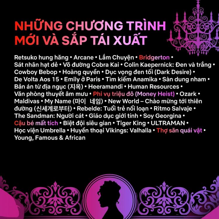 Cẩm nang 'Tudum': Sự kiện toàn cầu dành cho người hâm mộ