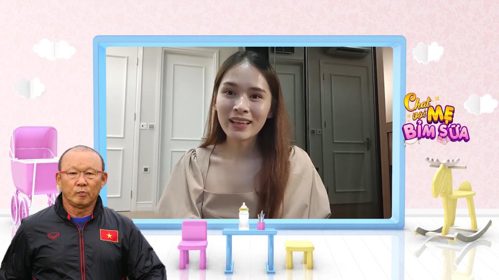 'Chat với mẹ bỉm sữa': Vợ tiền vệ Đỗ Hùng Dũng 'bóc phốt' chồng ngày chuẩn bị sinh con
