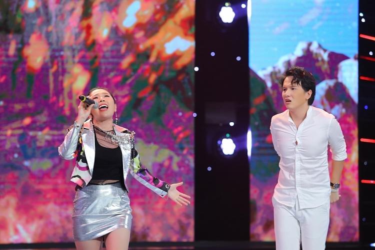 'Tỏa sáng sao đôi': Nguyên Vũ 'giận' thí sinh vì hát nhạc Làn sóng xanh không có bài hit của mình