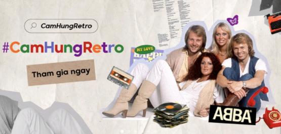 Huyền thoại ABBA trở lại, đưa trend retro lên xu hướng Tiktok Việt Nam với gần 400 triệu view