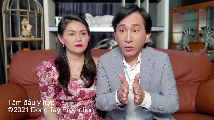 Gia đình Kim Tử Long - Lê Khánh thi nhau 'đấu tố' tại 'Tâm đầu ý hợp'