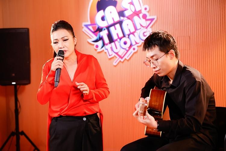 Phương Thanh bất ngờ trở lại 'Ca sĩ thần tượng' cùng đạo diễn Hoàng Nhật Nam điểm lại những 'bản sao' sáng giá mùa 3