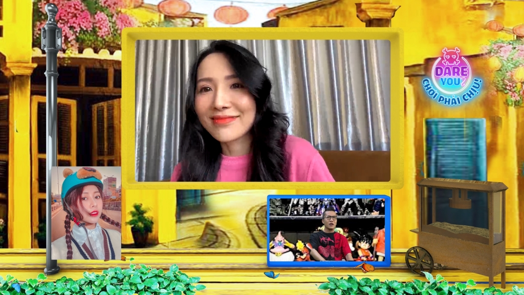 Hotgirl Viên Vibi khiến Hoàng Rapper 'đốn tim' ngay lập tức tại 'Dare you - Chơi phải chịu'