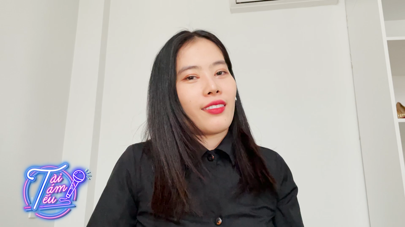 Khả Như, Lê Dương Bảo Lâm, Duy Khánh, Nam Em trổ tài tranh biện trong 'Tài tám tếu'