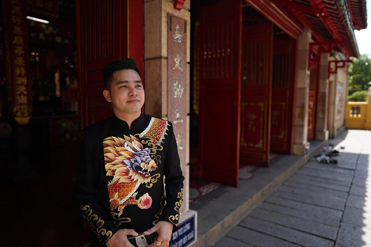 Những gam màu 'hạnh phúc', đầy xúc cảm giữa mùa giãn cách của nhạc sĩ Thành Nguyễn
