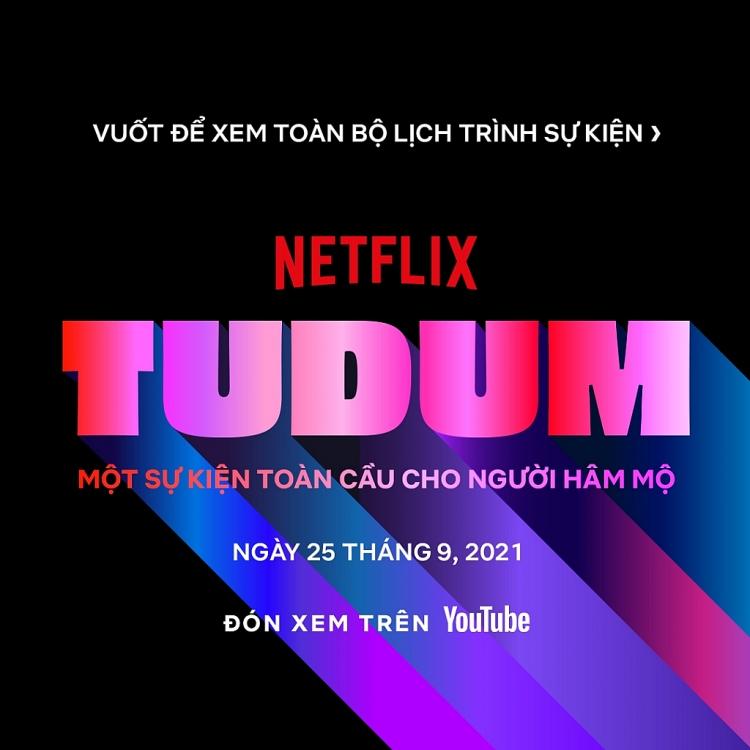 'Kiểu' hâm mộ Netflix tôn vinh các fandom ấn tượng tại 'Tudum'