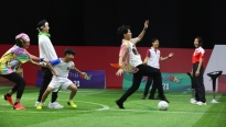 'Cầu thủ nhí 2021': Cuộc đua giành cầu thủ gay cấn từ 3 đội trưởng S.T Sơn Thạch, Mâu Thủy, Ali Hoàng Dương