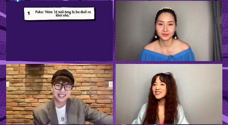 'Ở đây có quà': Puka từng bị bố đuổi ra khỏi nhà, Duy Khánh gây sốc với mối quan hệ cùng Gin Tuấn Kiệt trong quá khứ