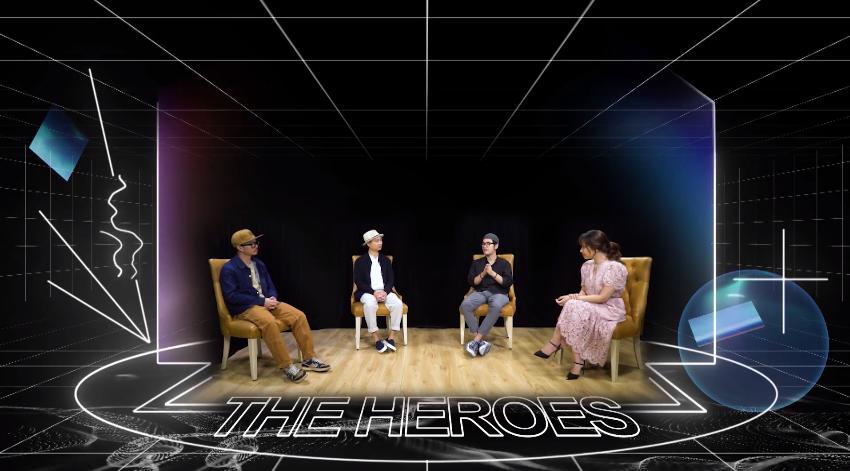 'The Heroes 2021': Erik và Han Sara gây xúc động với bản hit 'Chưa bao giờ mẹ kể'