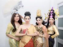 trinh kim chi lay boi canh thai lan dung vo ma hai