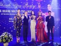 Sao Việt ra Hà Nội chúc mừng Á hoàng 'Nữ hoàng Doanh nhân đất Việt 2017' Nguyễn Thị Nhung