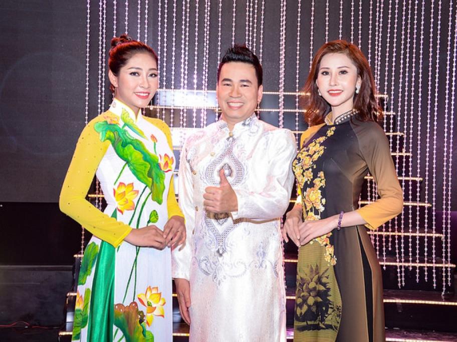 Ca sĩ Michael Lang ra mắt album 'Xin chào Việt Nam'