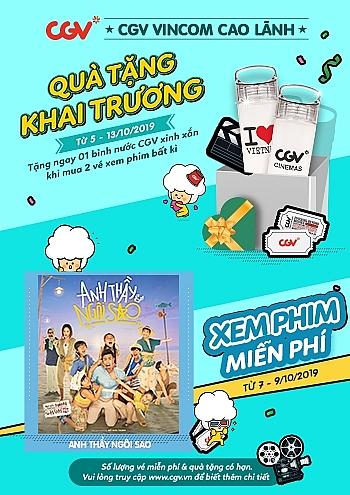 cgv khanh thanh cum rap chieu phim dau tien tai dong thap