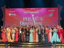 Đêm gala tôn vinh 'Phụ nữ quyền năng' mùa 2