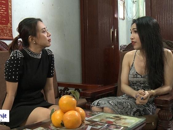 miko lan trinh se duyen cho co gai chuyen gioi tai come out phien ban song that