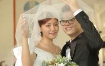 Văn Mai Hương hóa cô dâu gợi cảm