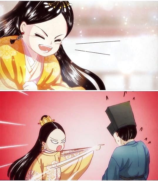 webtoon canh hoa troi giua hoang trieu chinh thuc ra mat phien ban moving toon cuc ky song dong tren pops