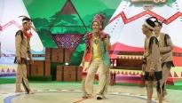 'Thiên đường ẩm thực': Chán ông hoàng hạnh phúc, Trường Giang hóa tộc trưởng vùng đảo hoang