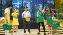 Ngô Kiến Huy và Sam tiếp tục kết hợp làm MCtrong show ẩm thực mới