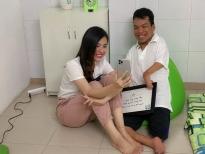 Vân Trang thực hiện giấc mơ cho cậu bé khuyết tật tứ chi