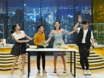 'Căn bếp vui nhộn':Don Nguyễn 'bỏ quên cả thế giới' để ngắm Vũ Dino