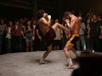 'Tay đấm Mỹ': Những tay đấm khốc liệt trên sàn đấu ngầm