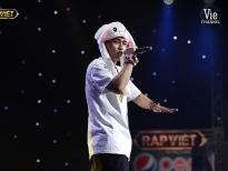 'Rap Việt': Karik, Binz không còn tự tin trước thế trận G.Ducky tái đấu cùng Tez