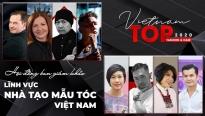 8 nhân vật quyền lực trong Ban giám khảo 'Nhà tạo mẫu tóc Việt Nam 2020'