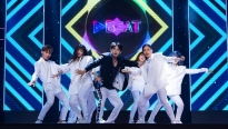 Quang Đăng nhảy cực sung với 'Bigcityboi'