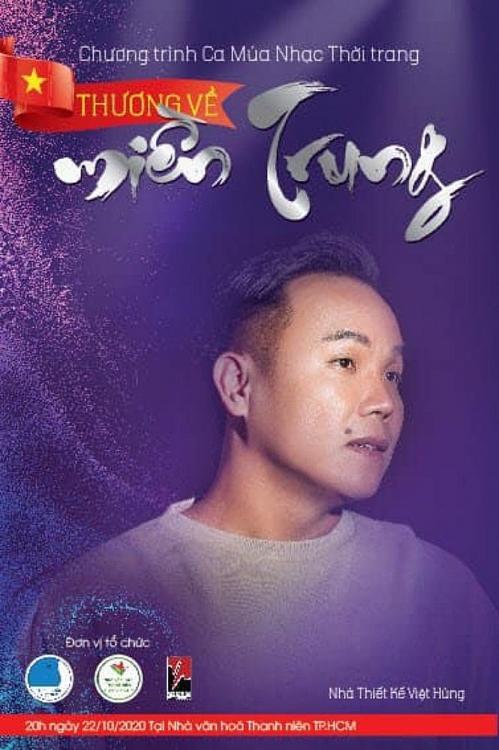 NTK Việt Hùng và hàng trăm nghệ sĩ cùng chung tay 'Thương về miền Trung'